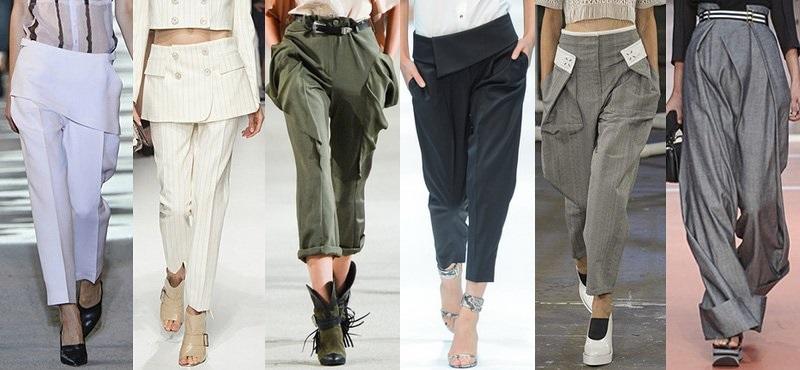 Почему в наше время женские брюки так популярны?