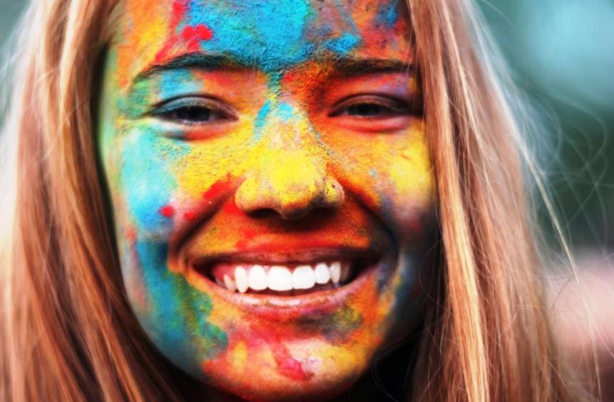 Какие цвета вызывают положительные эмоции